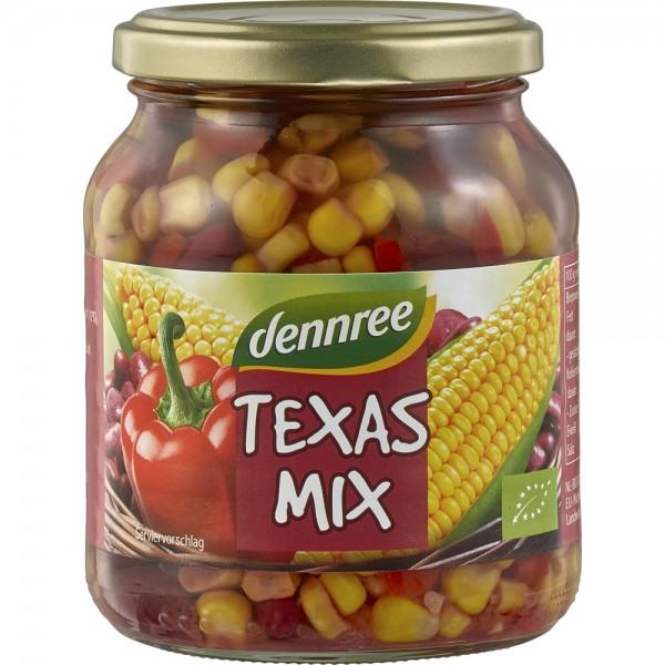 Fasole Texas mix (240g net) bio