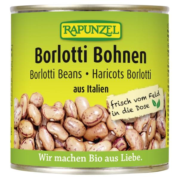 Fasole Borlotti in doza bio