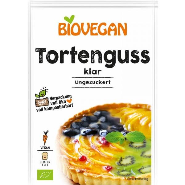Gelatina vegana incolora FARA GLUTEN bio