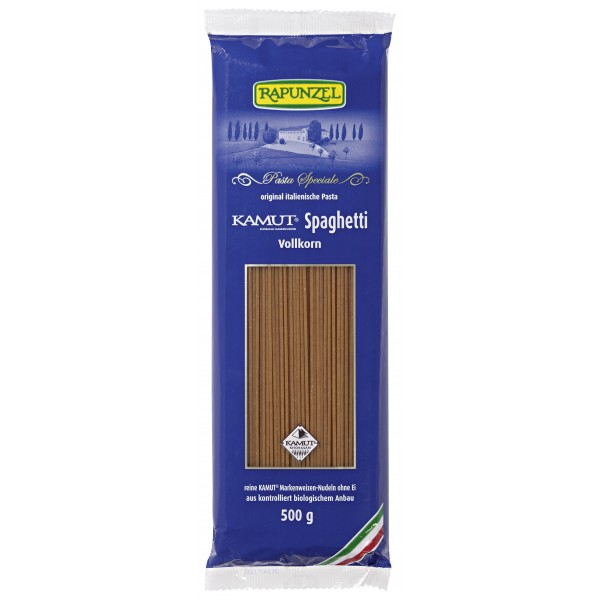 Spaghetti Kamut integrale bio