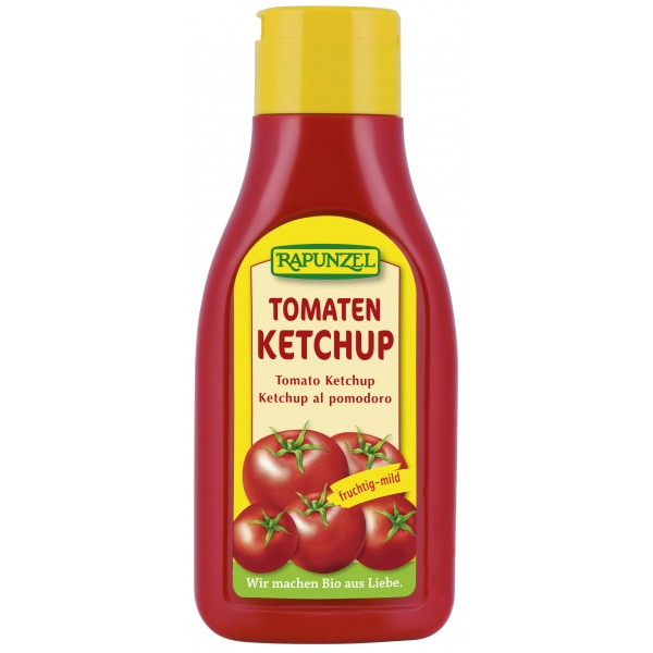 Ketchup de tomate in Flacon  bio