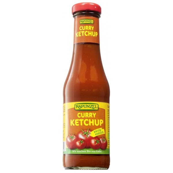 Ketchup de tomate Curry  bio