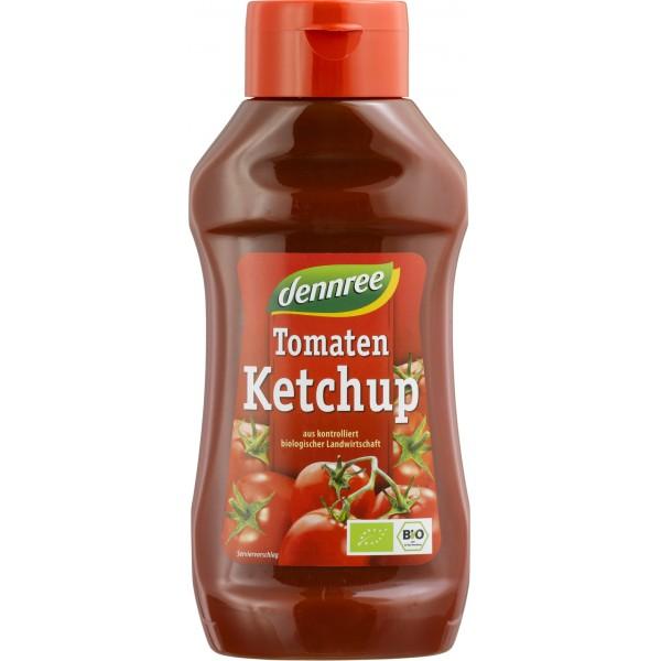 Ketchup de tomate bio