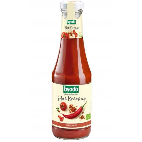 Ketchup picant FARA GLUTEN bio
