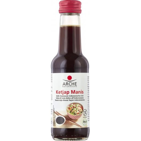 Ketjap Manis, sos de soia dulce indonezian bio