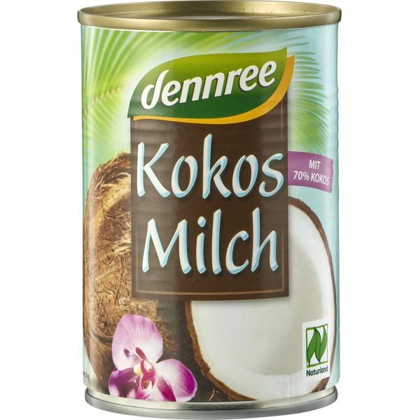 Lapte de cocos 70% bio