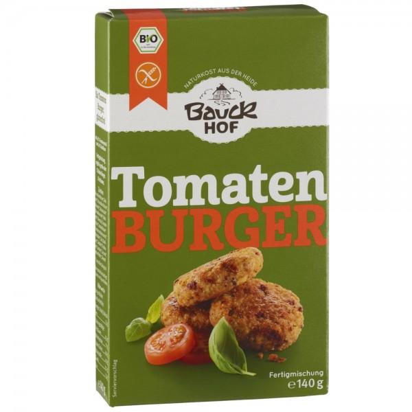 Mix pentru burger cu tomate si busuioc FARA GLUTEN bio