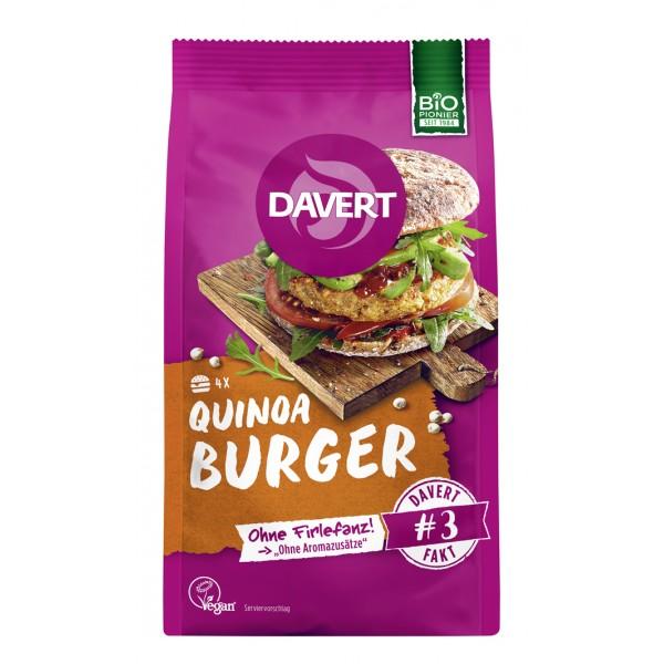 Mix pentru burger din quinoa bio