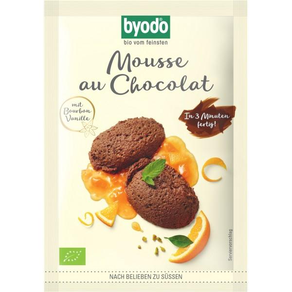 Mix pentru mousse de ciocolata FARA GLUTEN bio