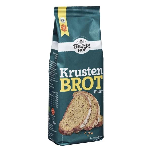 Mix pentru paine crocanta FARA GLUTEN bio