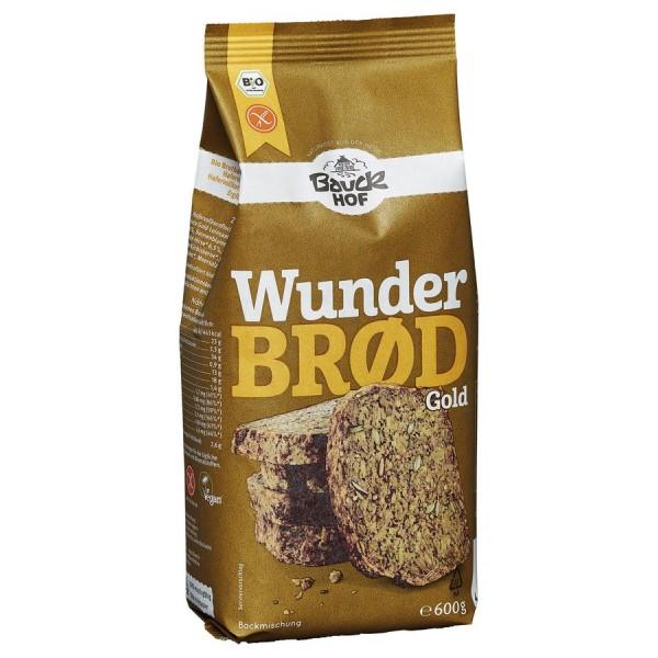 Mix pentru paine cu turmeric FARA GLUTEN bio