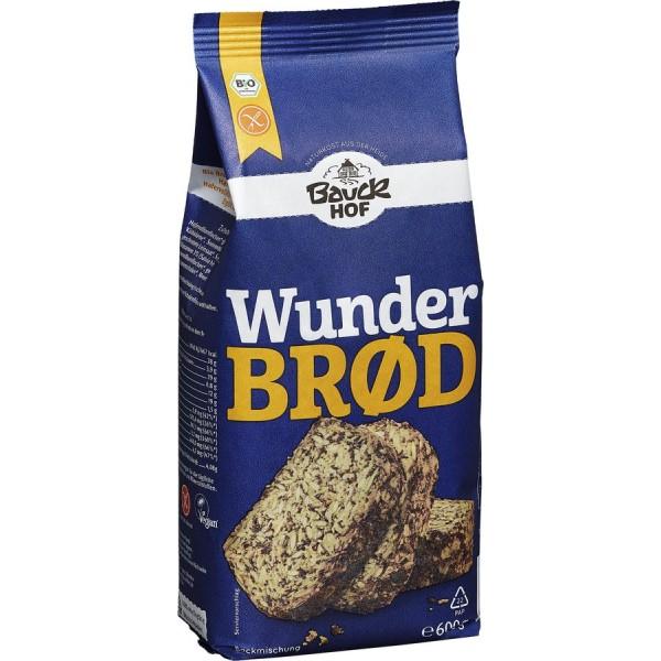 Mix pentru paine integrala cu seminte FARA GLUTEN bio
