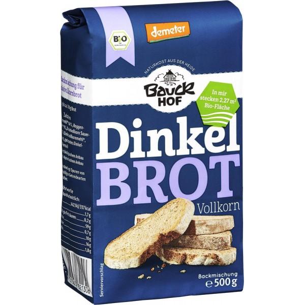 Mix pentru paine integrala din spelta bio
