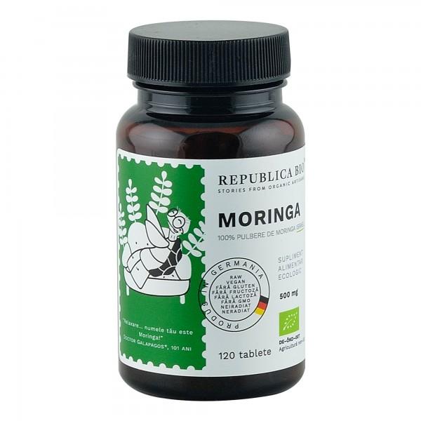 Moringa 120 tablete bio