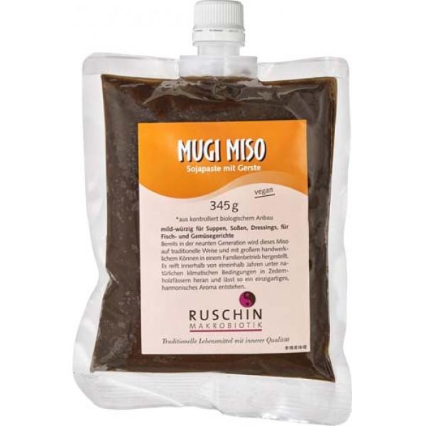 Mugi Miso cu soia si orz bio