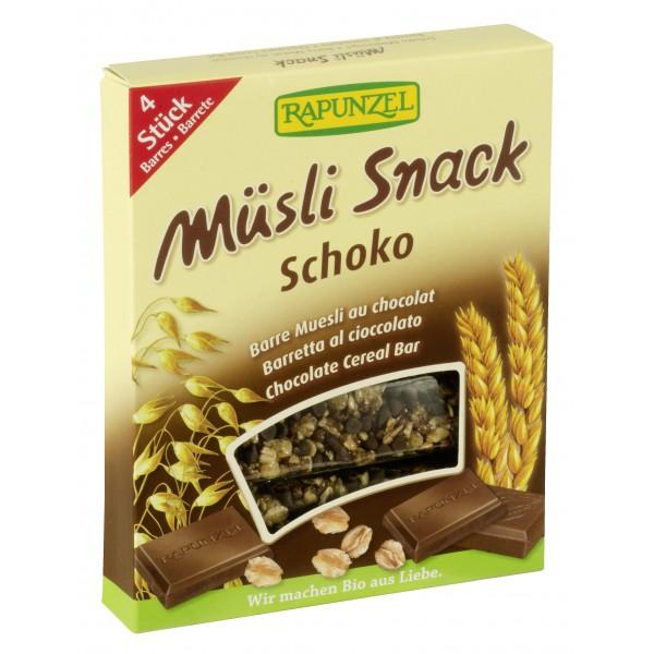 Musli Snack ciocolata bio