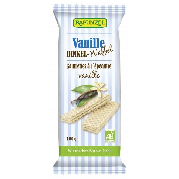 Napolitane cu vanilie bio
