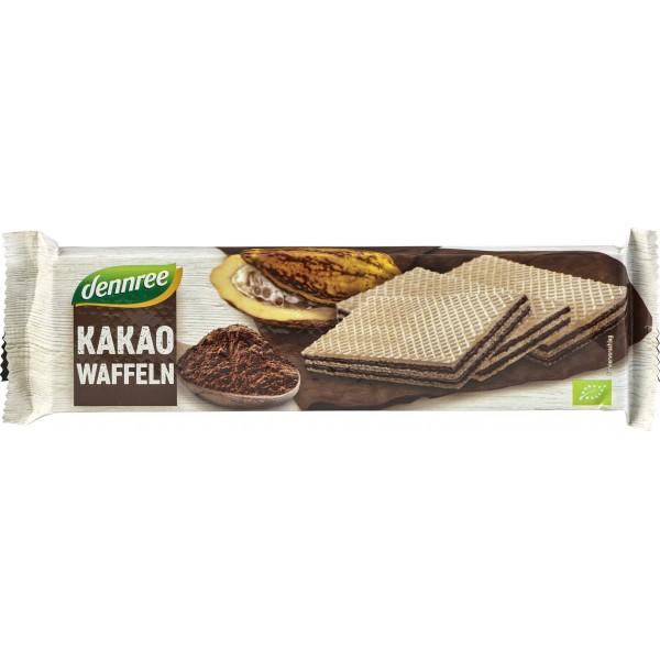 Napolitane cu crema de cacao bio
