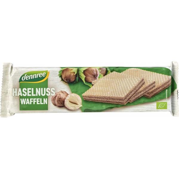 Napolitane cu crema de alune de padure bio