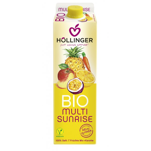 Nectar multifruct Sunrise bio
