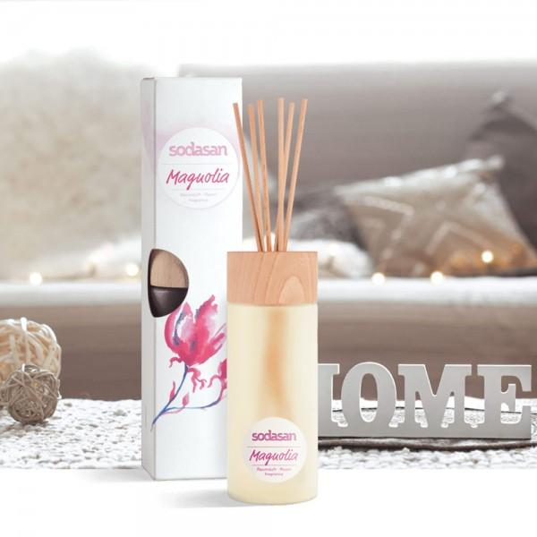 Odorizant de camera cu magnolie si lemongras