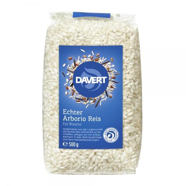 Orez alb Arborio pentru risotto bio