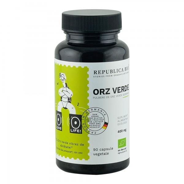 Orz Verde, 90 capsule bio
