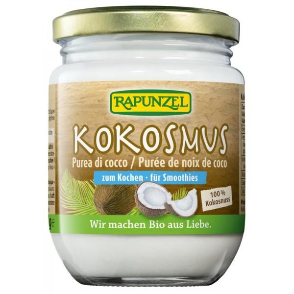Pasta de cocos VEGAN bio
