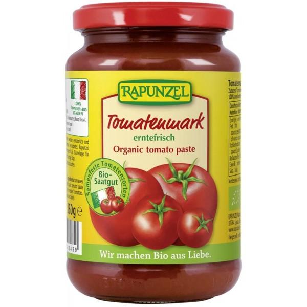 Pasta de tomate bio