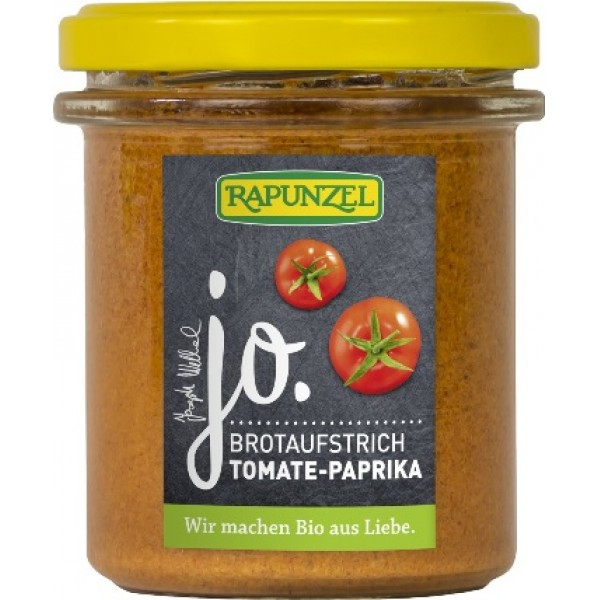 Pasta tartinabila JO cu tomate si ardei bio