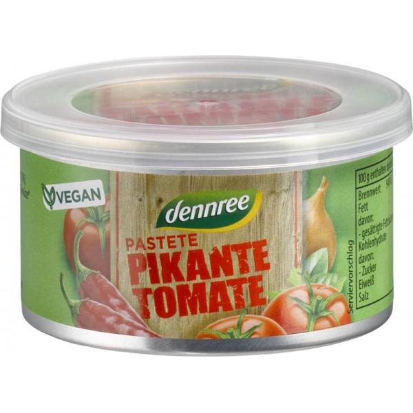 Pate picant cu tomate bio