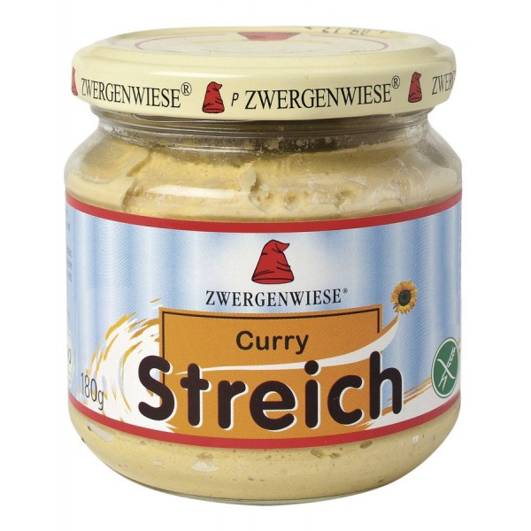 Pate vegetal cu curry FARA GLUTEN bio