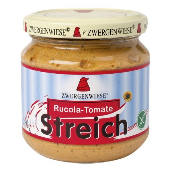 Pate vegetal cu rucola si tomate FARA GLUTEN bio