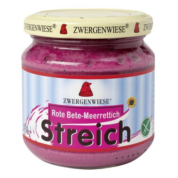 Pate vegetal cu sfecla rosie si hrean FARA GLUTEN bio
