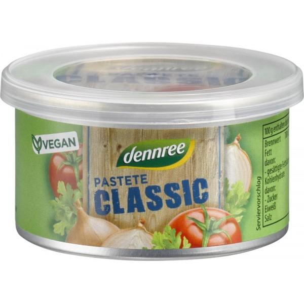 Pate vegetal clasic bio