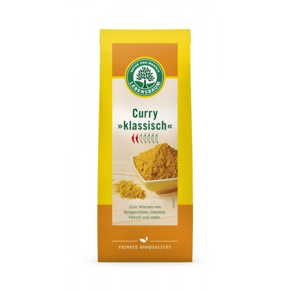 Pudra de curry clasic bio