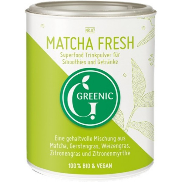 Pudra Matcha Fresh pentru baut bio