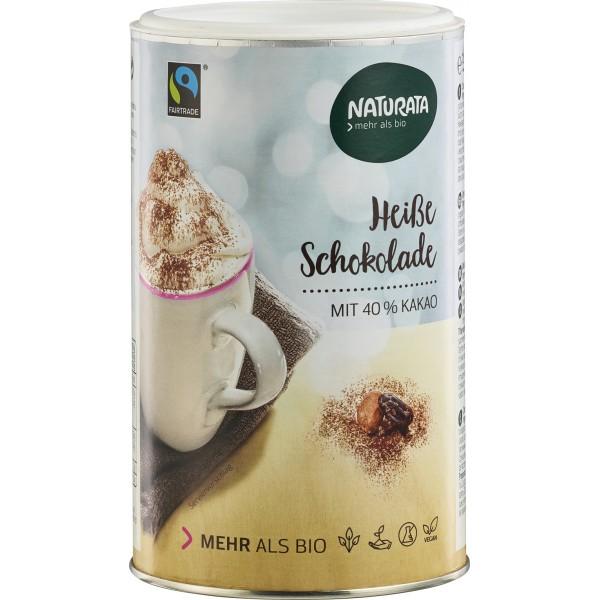Pudra pentru ciocolata calda bio