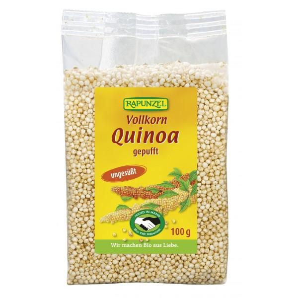 Quinoa integrala expandata bio
