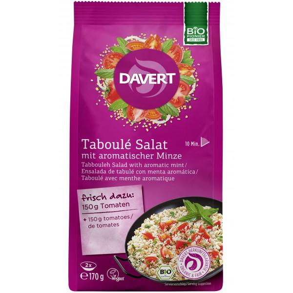 Salata taboule cu menta bio