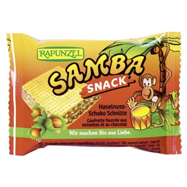 Samba Snack napolitane bio