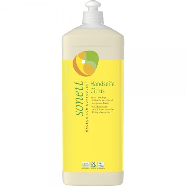 Sapun lichid cu lamaie bio pentru maini si corp