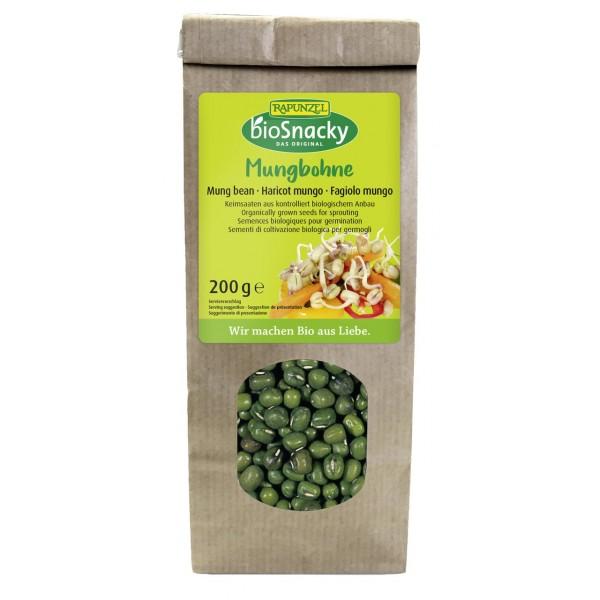 Seminte de fasole Mung pentru germinat bio