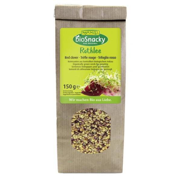 Seminte de trifoi rosu pentru germinat bio