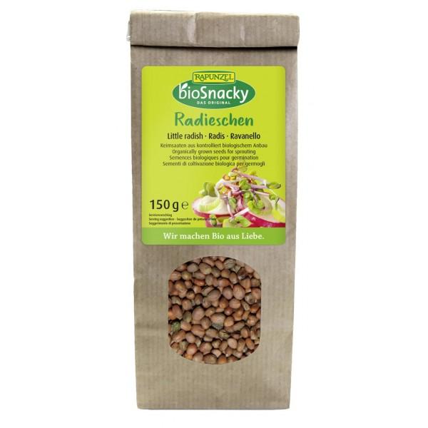 Seminte de ridiche pentru germinat bio