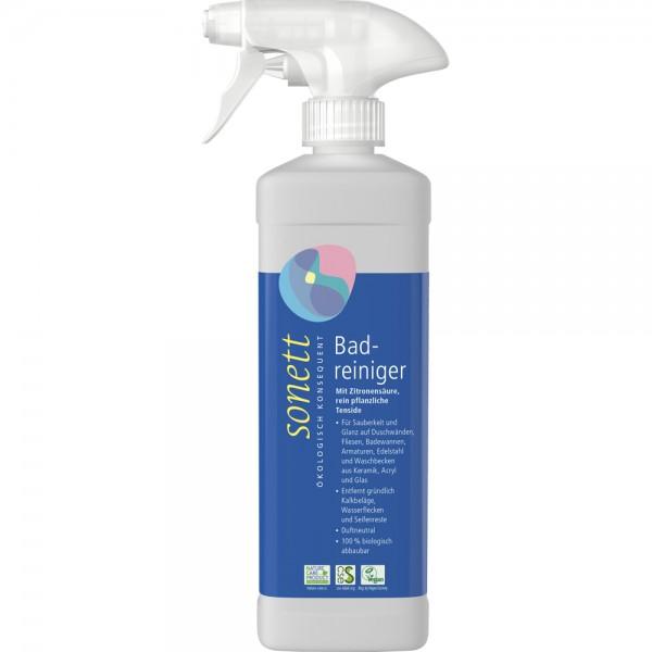 Solutie pentru curatat baia in sticla cu pulverizator