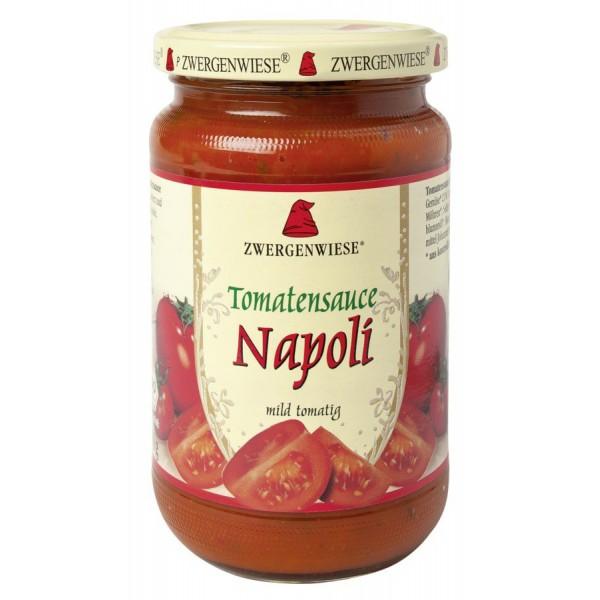 Sos de tomate Napoli FARA GLUTEN bio