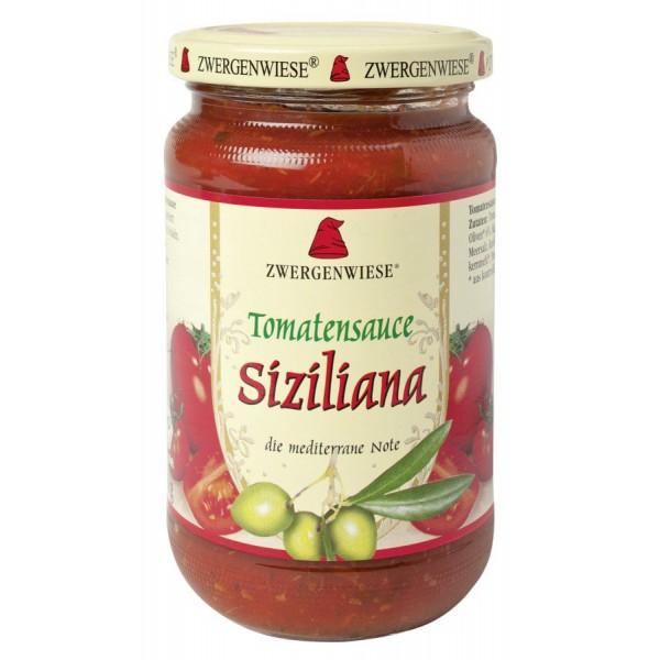 Sos de tomate Sicilian FARA GLUTEN bio