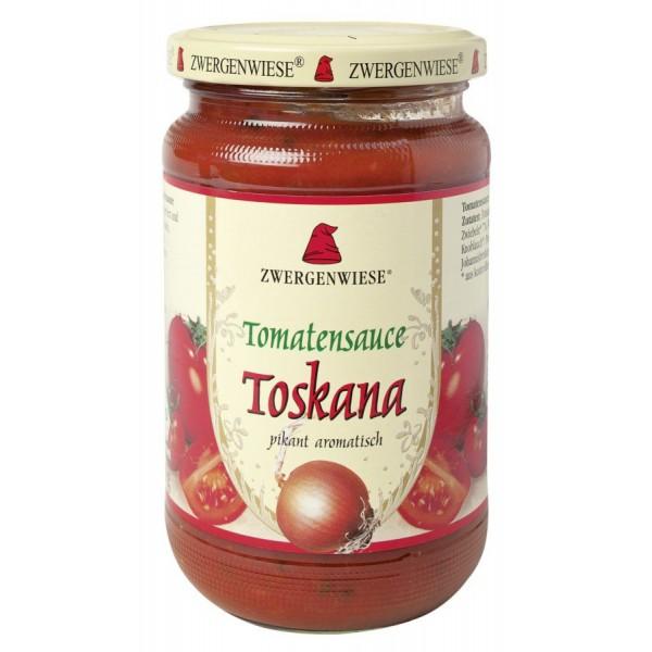 Sos de tomate Toskana picant FARA GLUTEN bio