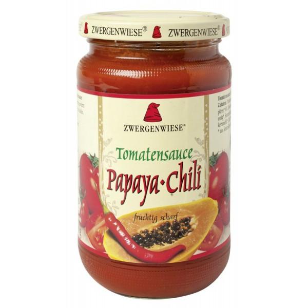 Sos de tomate Papaya-Chili FARA GLUTEN bio